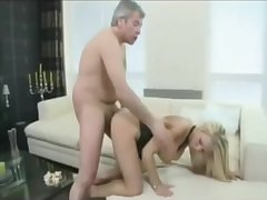 output blonde cougar matured milf yearn nails big chest hardcore