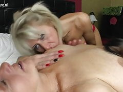 Unspecific fucks mature mom and granny