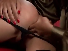 Titillating Make-up Prizefight Turns Into A Hardcore Fruity Fuck Fest