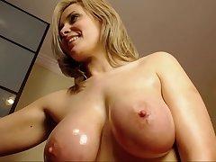 Shove around MILF webcam solo
