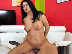 Inferior gilf with bigtits fucks passionately