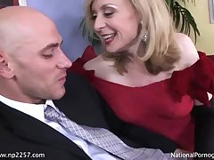 GILF Nina Hartley - Cougars in the matter of Heat