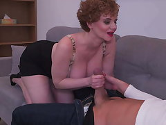 Prexy mature mom makes bad coffee but good sexual intercourse