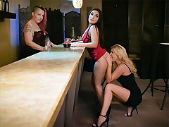 Gabriella Paltrova & India Summer in Last Call For Labia Licking - Dyked