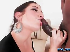 Lewd MILF Jayden Jaymes Interracial Sex