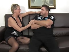 Marvellous intercourse scene German homemade watch exclusive outline