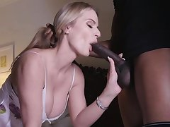 Big titty become man cant wait for her weekly BBC dose