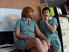 Naughty Skoolgirls Pt1 - TacAmateurs