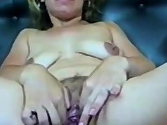 mom spread her pussy and acquire a hard cock