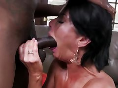 Experienced mature with big, firm Bristols knows how to cheat out of reach of her husband, wanting in getting caught