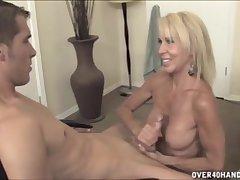 Erica Lauren horny GILF hot porn video