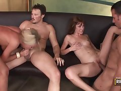 Wife Swap - Cougars Contrive Sex Video