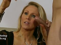 Buxom Mommy Julia Ann Needs Huge Dick