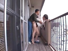 Foxy Asian chick Anri enjoys getting fucked immigrant behind and gives admirer