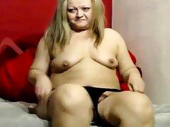 Granny Chunky Irritant on Cam