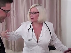 Horny mature BBW Lacey Starr shares a dick nearly Sookie Blues
